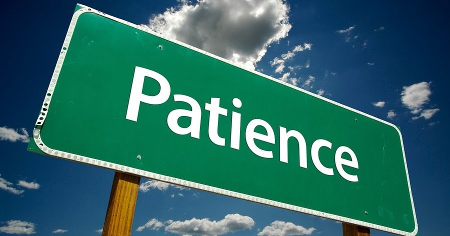Patience- The superpower behind progress